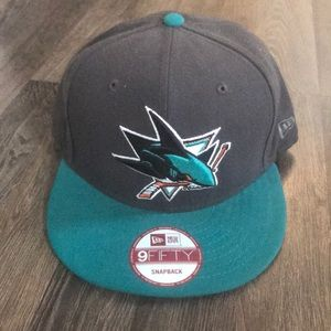 San Jose Sharks SnapBack